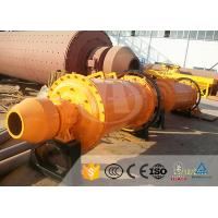 Best Ф2200×4500 HongJi Ball Mill Machine Industrial For Stone Powder Grinding wholesale