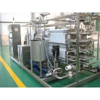 Best Fruit Juice And Milk Sterilizer Machine For Food Prodution Line 50L / 100L / 220L wholesale