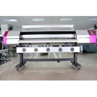 Quality Advertising KT Board Solvent Ink Printers With Double Epson DX5 Head wholesale