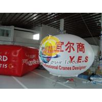 Best Custom Large Durable Oval Balloon with UV protected printing for Entertainment events wholesale