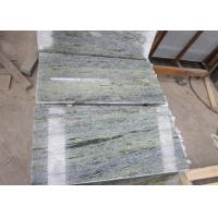 Buy cheap High Density Polished Emeral Green Granite Tile Multicolor Granite Floor Tiles from wholesalers