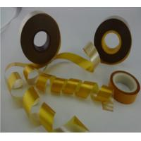 Best Single Glass Backed High Voltage Insulation Tape Low Bond 0.14+-0.02mm Thickness wholesale