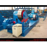 Best Chemical Industry Welding Turning Rolls 20Ton Automatic Self Aligning Rotator wholesale