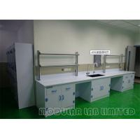 Best Anti-corrosion Modular Laboratory Furniture With Front C , H type frame wholesale