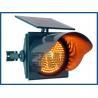 Buy cheap Solar Traffic Flashing Warning Light from wholesalers