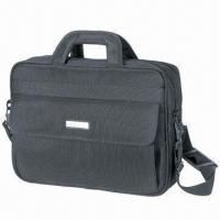 Best High Class Men's Brief Computer Bag, with Strong Buckle and Zipper, Measuring 43 x 30 x 12cm wholesale