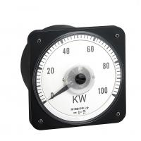 Best Moving Coil Analog Electric Meter, 110*110mm Analogue Panel Ammeter Three Phase wholesale