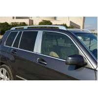 Best Customized Outdoor Replace Car Window Trim for Benz GLK300 / 350 2008 - 2012 wholesale