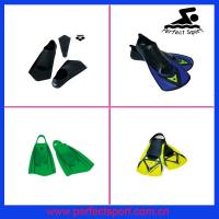 Best manufacturer diving fins swim flippers swim fins new product wholesale
