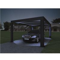 Best 52X2 , 4 M -Genua Induction Garage Led Auto-Sensing Solar Garage Parking Lot wholesale