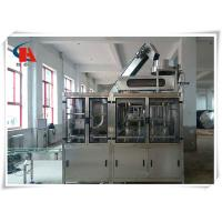 Best 0.5 - 1.5L Volume Water Production Line Anti Corrosion Stainless Steel Body Materials wholesale