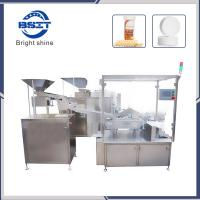 China food health Effervescent Tablet  into PP tube filling machine (BSP40A) on sale