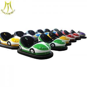 China Hansel kids game center amusement games arcade amusement game bumper car on sale