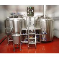 Best SUS304L Beer Brewing Equipment/Beer Making System wholesale