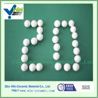 China Highly wear resistant alumina ceramic grinding beads ball importer on sale