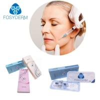 Best Anti Aging Hyaluronic Acid Wrinkle Fillers Syringe Needle HA Injection Dermal wholesale