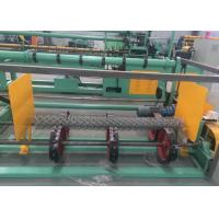 Best 1.8 - 5.5mm Wire Mesh Welding Machine For Weld / Hexagonal Mesh Fence Automatic wholesale