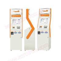 Best Cheapest best quality Multifunctional indoor Self service dual screens touchscreen kiosk with cash acceptor wholesale