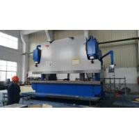 Best 6m Length Plate Press Brake Machine CNC Controlling Steel Protective Fence Bending wholesale