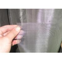Best Construction 304 Stainless Steel Mesh Screen , 316 Stainless Steel Wire Mesh wholesale