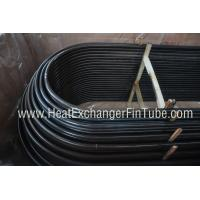 Quality A192 / A210 Seamless Cold Drawn Heat Exchanger U Tube for Boiler wholesale