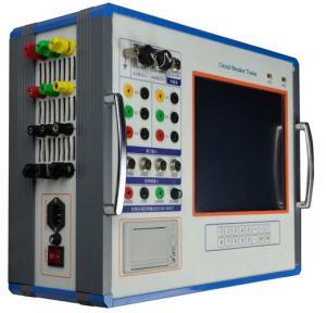 Best Medium and High Voltage Circuit Breaker / Switchgear Analyzer wholesale