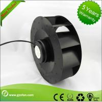 Best Low Noise Brushless Motor EC Centrifugal Fans With Speed Control 250mm wholesale