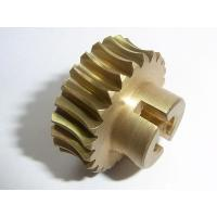 China Brass worm gear on sale