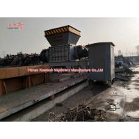 Best High Voltage Cable Metal Shredder Machine Intelligent Control Energy Saving wholesale