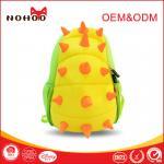 Best Waterproof Children / Kids School Bag Dragon Dinosaur For Boys 28.5 * 24.5 * 9 Cm wholesale