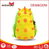 Best Waterproof Children / Kids School Bag Dragon Dinosaur For Boys 28.5 * 24.5 * 9 Cm wholesale