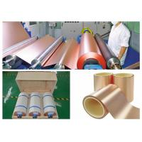 Best Gray Treated Single Side PCB Copper Foil 500 - 5000 Meter Length Per Roll wholesale