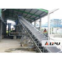 Best Long Distance Rubber Belt Mining Conveyor Systems in Stone Crushing Plant wholesale