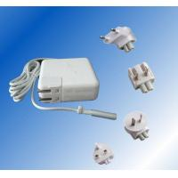 Best White Angled Laptop Power Adapter CE / GS , Apple Macbook Air Power Supply 110V AC wholesale