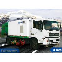 Best XZJ5160TXS 8tons high pressure washing Road Sweeper Truck / streetsweepers with washer for tunnel and bridge wholesale
