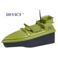 Best Green  RC Fishing Bait Boat DEVC-104 7.4V / 6A lithium battery AC110-240V wholesale