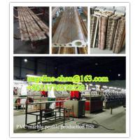 Best cheap good quality decorative PVC marble profile making machine/production line/equipment wholesale