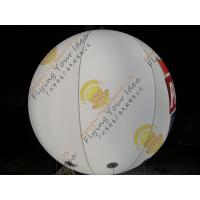 Cheap Customized Inflatable Advertising Balloon , LED Light Inflatable HeliumBalloon for sale