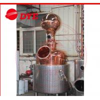 Best Electricity Commercial Distilling Equipment Pot Still Alcohol Distiller wholesale