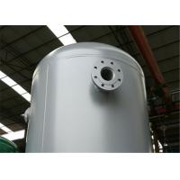Cheap Gas Storage Low Pressure Air Tank Long Lasting Pressure Vessel Double Sided for sale