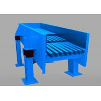 Best Mining Vibrating Screen Rotary Vibratory Feeder Pre - Screening By Rods / Sieve Plate wholesale