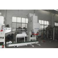 Horizontal Electronic Net Weighing Fertilizer Bagger 300 Bags / Hour