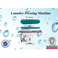 China Commercial Linen Laundry Steam Press Machine For Ironing Pressing Cloth on sale