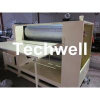 Best 3.8 Ton MDF / Wood Embossing Machine with Up-Down Roll Heating Device wholesale