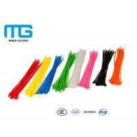 Best High quality Self-Locking Nylon Cable Ties With CE, UL Certification wholesale