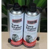 Cheap Liquid Emergency Tyre Repair No Volatile For Motorcycle / Vehicle Rubber Tyre for sale
