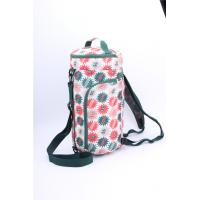 Best Wholesale Price Large capacity overnight bag with beautiful flower printing wholesale