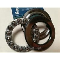 Best High Accuracy Thrust Ball Bearing , Engine Thrust Bearing With Seat Washers wholesale