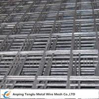 Buy cheap Wire Mesh Reinforcement Welded Steel Bar Panels 6m Length for Concrete from wholesalers