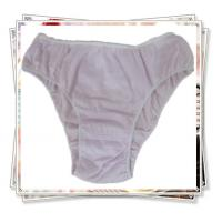 Cheap Women Cotton Disposable Incontinence Pants , Colorful Mesh Pants for sale